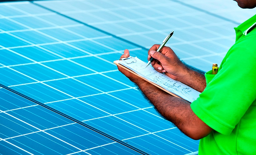 Audits & workplace safety   Solar Victoria