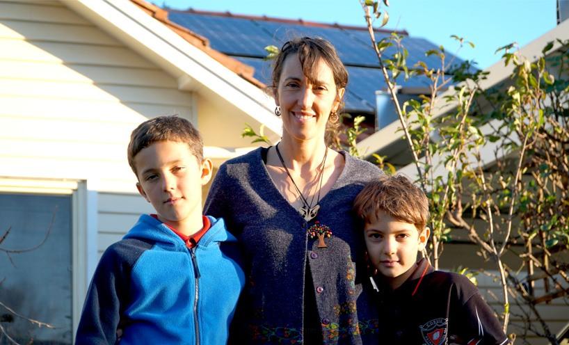 Millsom family