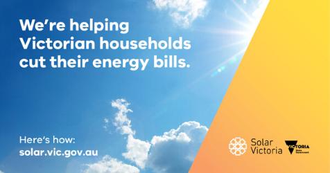 Solar Homes program social media content - small