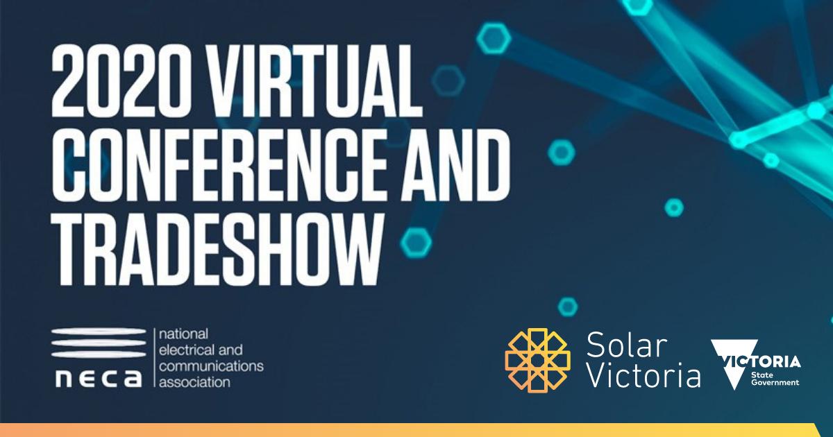 NECA 2020 Virtual Conference and Tradeshow
