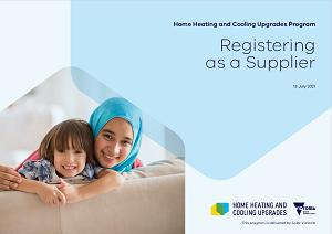 HHCU - Registering as a Supplier User Guide