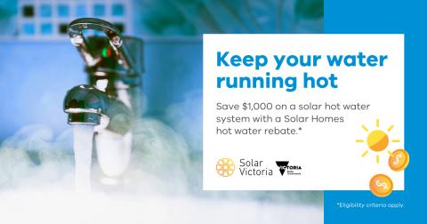 Hot water rebate V1 July 2020 social tile