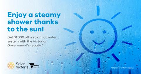 Hot water rebate V3 July 2020 social tile